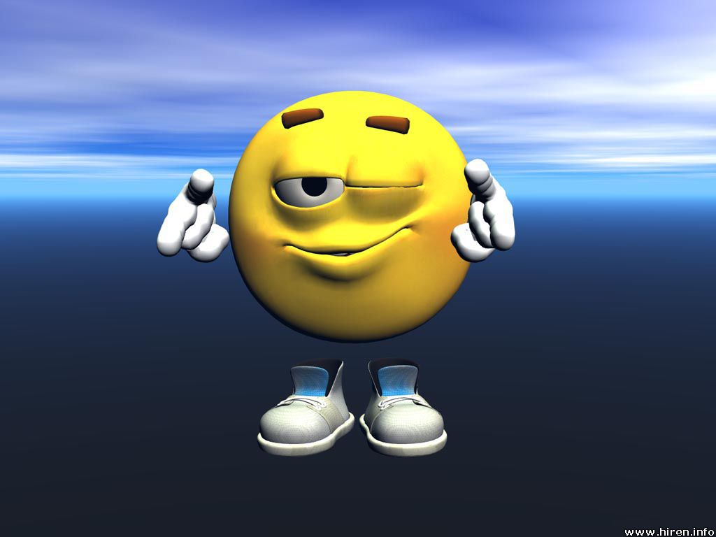30+ Wonderful Collection of Cute Smileys - FunPulp |Funny Smiley Faces Wallpaper