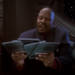 Tablets in Star Trek