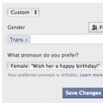 Gender options FB