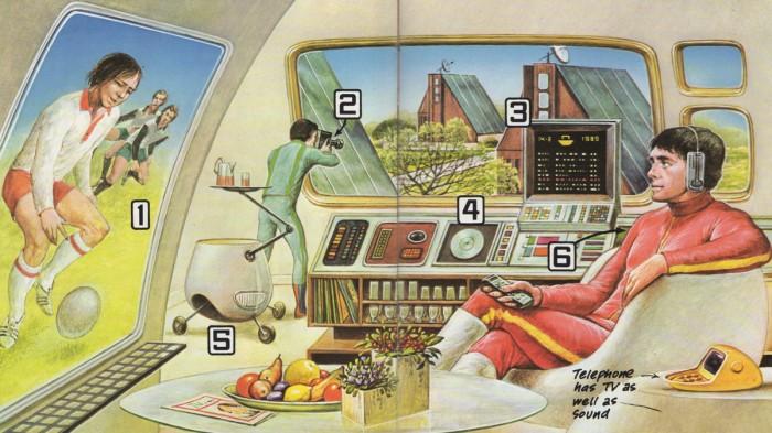 woonkamer van de toekomst ~ lactate for ., Deco ideeën