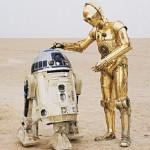 R2D2 en C3PO