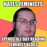 Feminist troll meme