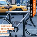 Van Moof-fiets in New York