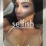 Cover boek Selfish
