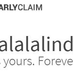 Earlyclaim