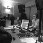 Mediadoctoren in de studio